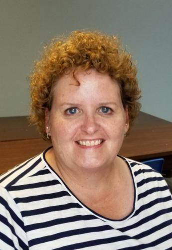 Melanie Shindeldecker, Treasurer